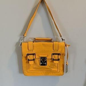 ⭐BOGO⭐ Marc Fisher Mustard Sling Bag
